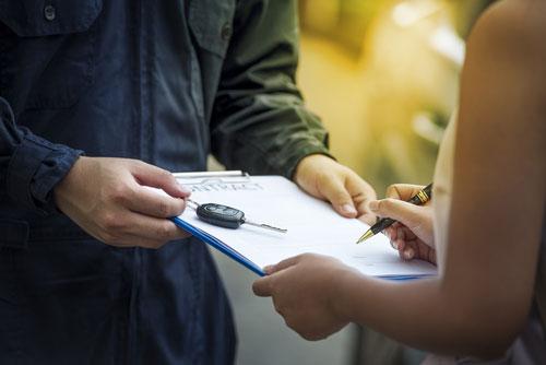 Zawieranie umowy leasingu od podstaw